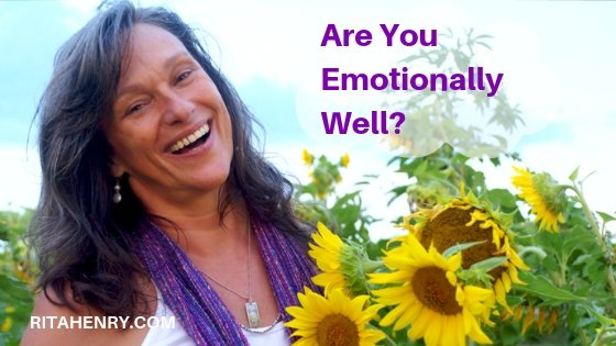 Are You Emotionally Well?