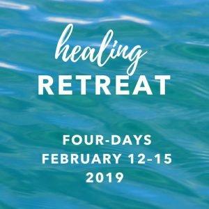 healing retreat four days february 12 15 2019