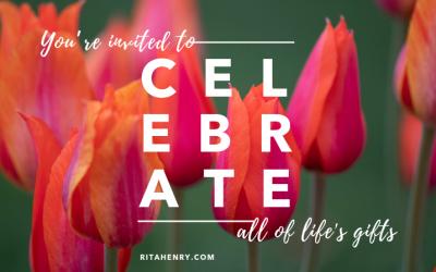 tulips celebrate