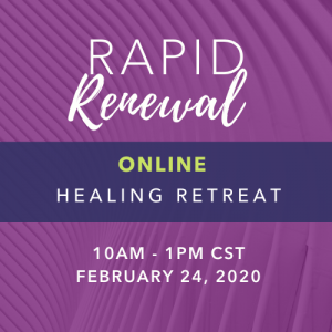 Rapid Renewal Feb 24 2020