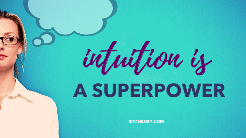 Intuition is a Superpower
