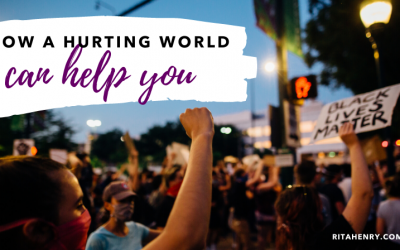 How a hurting world can help you now.