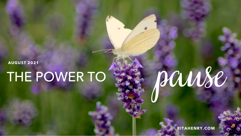 The power to pause
