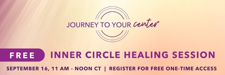 """FREE Online Healing Workshop """"Is being controlling controlling you?"""""""